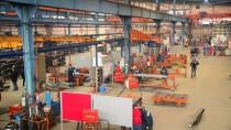 MEHMET CAHİT TURHAN - Sivas'ta Üretilen Yük Vagonları Avusturya Yolunda