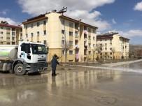 CAMİİ - Tuşba Belediyesinden Hijyen Seferberliği
