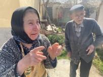 MEHMET YALÇıN - 'Üzümlerini' Paylaşacak Çocuklarını Bekliyor