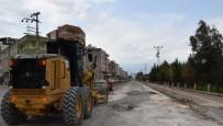 VİRANŞEHİR - Viranşehir'de Yollar Onarılıyor