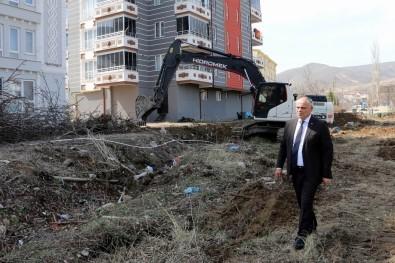 Yahyalı Belediyesi Yol Açma Çalışmalarına Hız Verdi