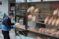 NEVŞEHİR BELEDİYESİ - Zabıtadan Bakkal, Fırın, Market Ve Ekmek Büfelerine Korona Virüs Denetimi