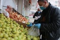 ZEYTİNBURNU BELEDİYESİ - Zeytinburnu'nda Yaşlılar İçin Alışverişe Çıkıldı