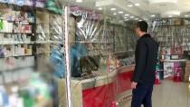DIYALOG - Amasya'da Eczaneden Koronavirüse Karşı Asetatlı Naylonla Önlem