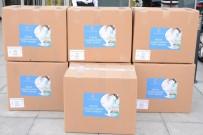 ANTİBAKTERİYEL - ASO'dan Şehir Hastanesine Maske Desteği