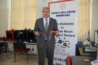 BİLİM AKADEMİSİ - Aydın İl Milli Eğitim Müdürlüğü, Virüse Karşı 3D'li Mücadele Başlattı
