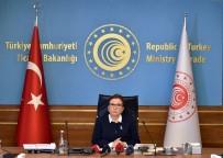 RUHSAR PEKCAN - Bakan Pekcan Açıklaması 'Bakü-Tiflis-Kars Demiryolu 2 Bin 500 Ton Kapasiteyle Bütün Ticaret Dünyasının Hizmetine Açık'