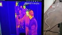 GÜVENLİ BÖLGE - Barış Pınarı Bölgesine Korona Virüse Karşı Termal Kameralar Konumlandırıldı