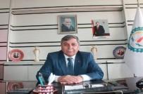 ARIF TEKE - Başkan Arif Teke Açıklaması 'Sorun Küresel, Çözüm Ulusaldır'