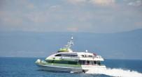 DENIZ OTOBÜSÜ - Deniz Ulaşımına Korona Virüs Engeli