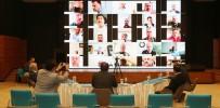 AKILLI TELEFON - Eğitim-Bir-Sen 48. Başkanlar Kurulu Toplantısı'nı Video Konferansla Yaptı