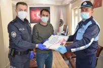 HÜSEYIN DOĞAN - Emet Belediyesi'nden Sağlık Çalışanları, Jandarma Ve Polise Tatlı İkramı