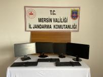 İKİNCİ EL EŞYA - Erdemli'de İş Yerinden Hırsızlık Yapan 3 Zanlı Yakalandı