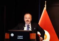 YUSUF GÜNAY - Ezeli Rakiplerden Galatasaray'a Geçmiş Olsun Mesajı
