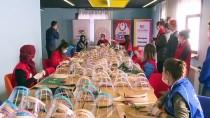 HAMDOLSUN - Gençlik Merkezlerinde Günlük 40 Bin Korumalı Maske Üretilecek
