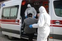HASTANE YÖNETİMİ - Hastaneden İzinsiz Ayrılan Korona Şüphelisi Evinden Alındı