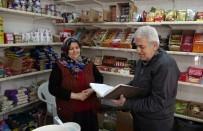 GENERAL - Hatay'da Bir Yardımsever, Vatandaşların Bakkala Olan Borcunu Ödedi