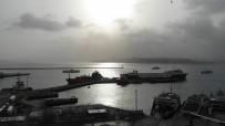 TIR ŞOFÖRÜ - Haydarpaşa'da Gemideki 12 Tır Şoförü Karantina Yurduna Alındı