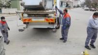 Kemer'de Çöp Temizliği