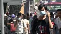MYANMAR - Myanmar'da Korona Virüs Vaka Sayısı 5'E Yükseldi