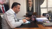 MUSTAFA DÜNDAR - Osmangazi'de Video Konferanslı Korona Virüs Toplantısı