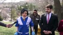 HAYVAN HAKLARı - Sivas Belediyesi, Sokak Hayvanları İçin Mesire Alanlarına Yem Bıraktı