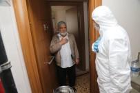 EVDE TEK BAŞINA - Sultanbeyli'de Yaşlılara Evde Sıcak Yemek Hizmeti
