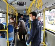 RAYLI SİSTEM - Toplu Taşıma Araçlarında Sosyal Mesafe Denetimi
