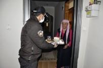 TUNCAY SONEL - Tunceli'de 65 Yaş Üstü Vatandaşların Evlerine Kahvaltı Servisi
