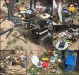FAILI MEÇHUL - Uşak'ta Jandarma 3 Aylık Bilançoyu Açıkladı Açıklaması 12 Gözaltı