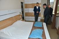 YILDIRIM BELEDİYESİ - Yıldırım Belediyesi Bünyesindeki Oteli Sağlık Çalışanlarına Tahsis Etti