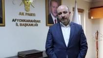 SİYASİ PARTİ - Afyonkarahisar'da Siyasi Parti Temsilcileri 'Evde Kal' Çağrısı Yaptı