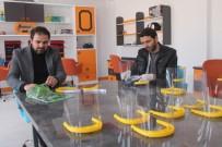 AYDIN DOĞAN - Bayburt Bilim Sanat Merkezi Yüz Koruyucu Siper Üretimine Başladı