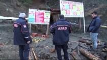 KARBONMONOKSİT - Çankırı'da Kömür Ocağında Karbonmonoksitten Etkilenen 4 İşçiden 1'İ Öldü