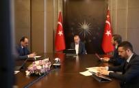İBRAHİM KALIN - Cumhurbaşkanı Erdoğan, MİT Başkanı Fidan İle Video Konferansta Görüştü
