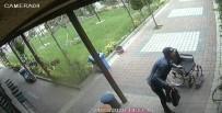 TEKERLEKLİ SANDALYE - Engelli Arabasını Çalan Şahıs Tutuklandı, Vatandaşa Yeni Araba Alındı