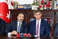 METİN FEYZİOĞLU - Erzurum Ve 39 Barodan Ortak Açıklama