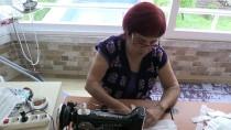 DEZENFEKSİYON - Ev Hanımlarından Maske Seferberliği