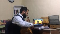 TÜRK HALK MÜZİĞİ - Evde Kalıyorlar, Koro Eğitimini Uzaktan Alıyorlar
