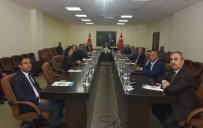 ALİ İHSAN SU - İl İdare Kurulu Ve Pandemi Koordinasyon Kurulu Toplantısı Vali Su Başkanlığında Yapıldı