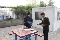 JANDARMA GENEL KOMUTANLIĞI - Jandarma Her Sabah Hizmet Binaları Ve Araçlarını Dezenfekte Cihazı İle Temizliyor
