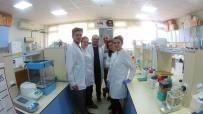 BARTIN ÜNİVERSİTESİ - Korana Virüs Tanısı İçin Yerli Enzim Üretimi Başarılı Oldu