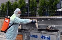 OSMANGAZI BELEDIYESI - Osmangazi'de 200 Bin Konteyner İlaçlanıyor