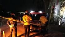 DENİZ POLİSİ - Otomobille Irmağa Uçan Sürücünün Cesedi 2 Saat Sonra Bulundu