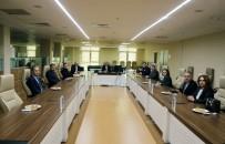 GARNİZON KOMUTANI - Pandemi Kurulu Vali Günaydın Başkanlığında Toplandı