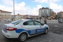 KOÇAK - Polis Ekiplerinden 'Evde Kalın' Anonsu
