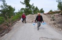 AKCİĞER KANSERİ - Şifalı Suyun Yolu Korona Virüs Nedeniyle Kapatıldı Ama Aldırış Etmediler