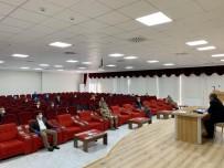 TUNCAY SONEL - Tunceli'de Pandemi Kurulu Korona Virüsüne Karşı  Tedbirler Aldı