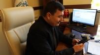 BAĞIŞIKLIK SİSTEMİ - Vali Arslantaş, Sokağa Çıkamayan Vatandaşlarla Görüntülü Konuştu