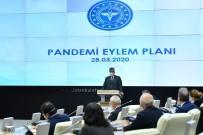 Ekrem İmamoğlu - Vali Yerlikaya, Pandemi Kurulu Toplantı'sından Fotoğraf Paylaştı